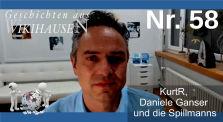 KurtR, Daniele Ganser und die Spillmanns by wikihausen_channel
